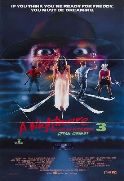 nightmare on elm street 3 full movie