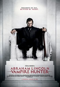 Abraham Lincoln – Vampire Hunter (2012) (In Hindi)