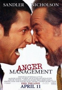 Anger Management (2003) (In Hindi)