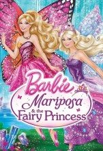 Barbie Mariposa and the Fairy Princess (2013) (In Hindi)
