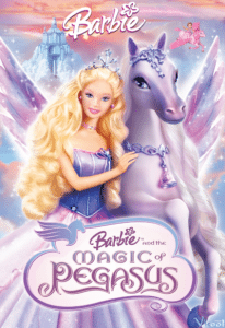 Barbie and the Magic of Pegasus 3-D (2005) (In Hindi)