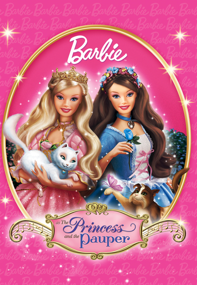 Barbie As The Princess And The Pauper (2004) (In Hindi