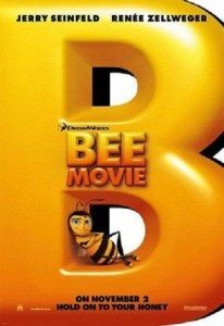 Bee Movie (2007) (In Hindi)