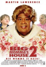 Big Momma's House 2 (2006) (In Hindi)