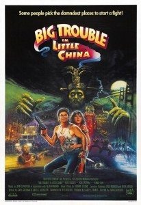 Big Trouble in Little China (1986) (In Hindi)