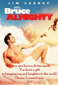 Bruce Almighty (2003) (In Hindi)