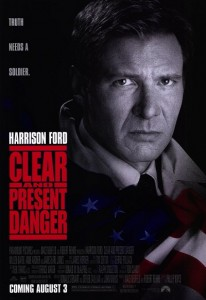 Clear and Present Danger (1994) (In Hindi)