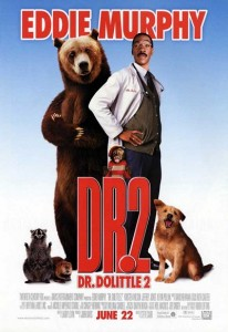 Dr. Dolittle 2 (2001) (In Hindi)