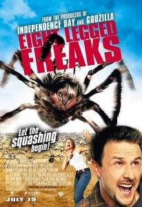 Eight Legged Freaks (2002) (In Hindi)