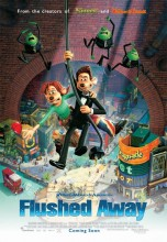 Flushed Away (2006) (In Hindi)