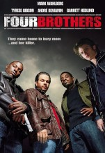 Four Brothers (2005) (In Hindi)