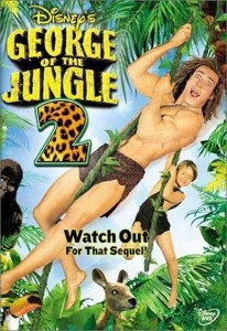 George of the Jungle 2 (2003) (In Hindi)