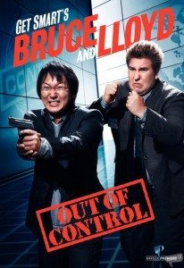 Get Smart's Bruce and Lloyd Out of Control (2008) (In Hindi)