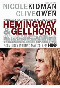Hemingway & Gellhorn (2012) (In Hindi)