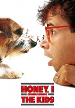 Honey, I Shrunk the Kids (1989) (In Hindi)