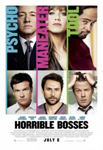 Horrible Bosses (2011) (In Hindi)