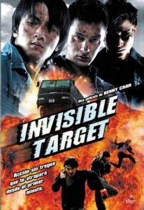 Invisible Target (2007) (In Hindi)