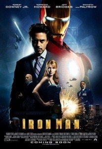 Iron Man (2008) (In Hindi)