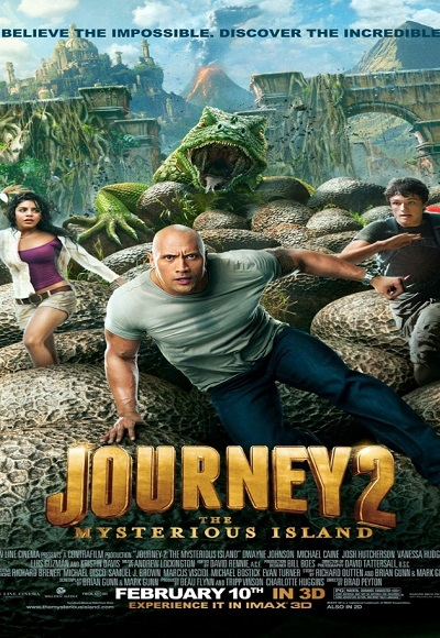 Watch Journey  The Mysterious Island