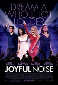 Joyful Noise (2012) (In Hindi)