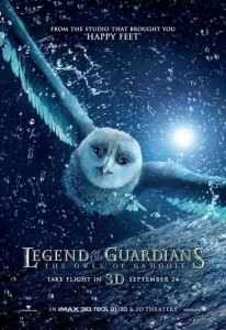 Legend of the Guardians – The Owls of Ga'Hoole (2010) (In Hindi)