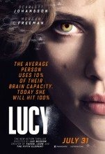 Lucy (2014) (In Hindi)