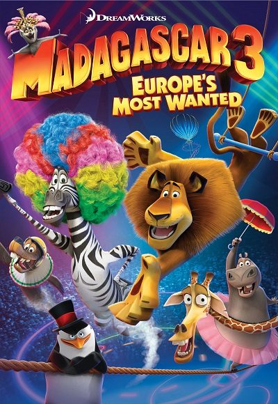 Madagascar 3 - Europe's Most Wanted (2012) (In Hindi) Full Movie Watch ...