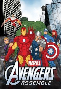 Marvel's Avengers Assemble (2013) (In Hindi)