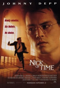Nick of time book summary