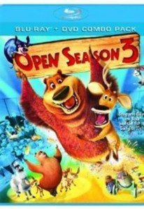 Open Season 3 (2010) (In Hindi)
