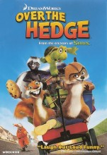 Over the Hedge (2006) (In Hindi)