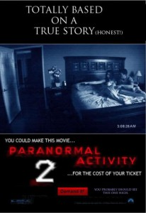 Paranormal Activity 2 (2010) (In Hindi)