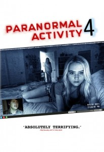Paranormal Activity 4 (2012) (In Hindi)