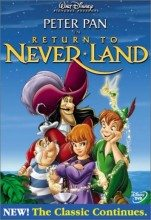 Peter Pan – Return to Neverland (2002) (In Hindi)