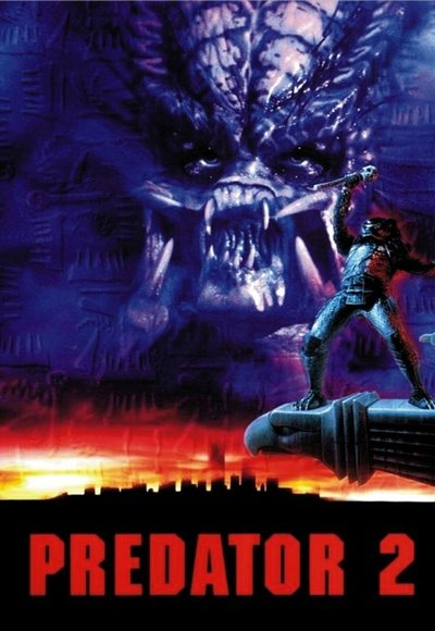 Predator 2 (1990) (In Hindi) Full Movie Watch Online Free ... Predator 2 Danny Glover