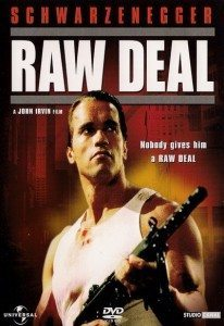 Raw Deal (1986) (In Hindi)