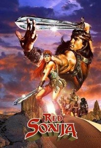 Red Sonja (1985) (In Hindi)