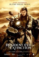 Resident Evil – Extinction (2007) (In Hindi)