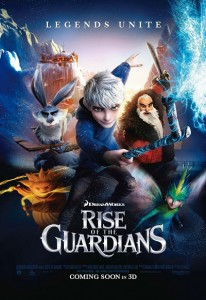 Rise of the Guardians (2012) (In Hindi)