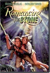 Romancing the Stone (1984) (In Hindi)