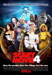 Scary Movie 4 (2006) (In Hindi)