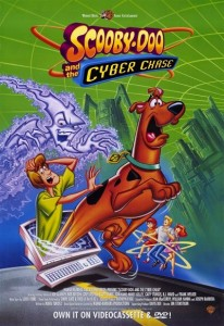 Scooby-Doo and the Cyber Chase (2001) (In Hindi)
