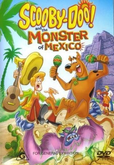Scooby doo and the monster of mexico 2003 in hindi full movie