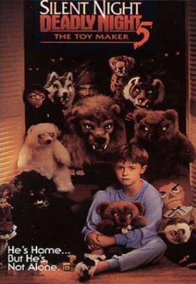 Silent Night Deadly Night 5 The Toy Maker 1991 In