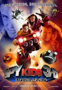 Spy Kids 3-D – Game Over (2003) (In Hindi)