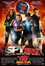 Spy Kids – All the Time in the World in 4D (2011) (In Hindi)