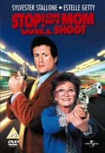 Stop! Or My Mom Will Shoot (1992) (In Hindi)