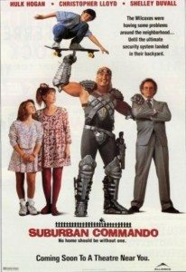 Suburban Commando (1991) (In Hindi)