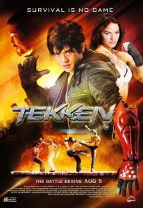 Tekken (2010) (In Hindi)