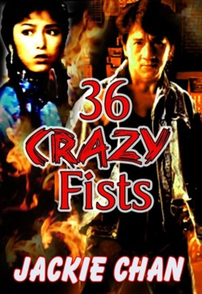 36 crazy fists jackie chan